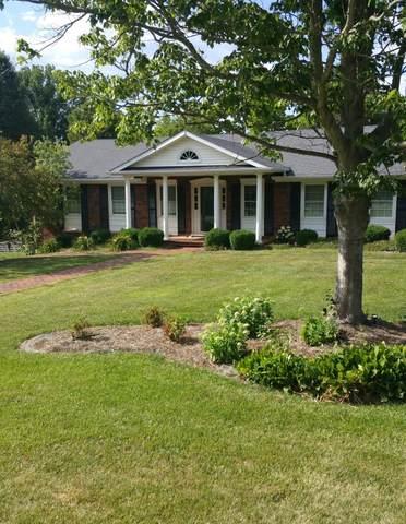 519 Chesapeake Drive, Harrodsburg, KY 40330 (MLS #20112553) :: The Lane Team