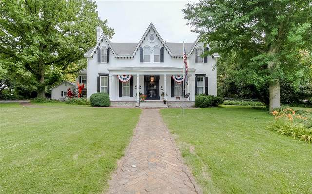 233 Rose Hill Avenue, Versailles, KY 40383 (MLS #20112828) :: The Lane Team