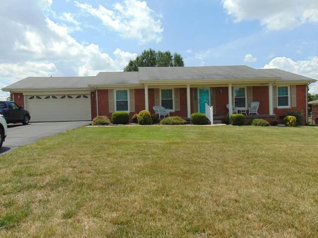 520 Scenic Drive, Harrodsburg, KY 40330 (MLS #20112844) :: Robin Jones Group