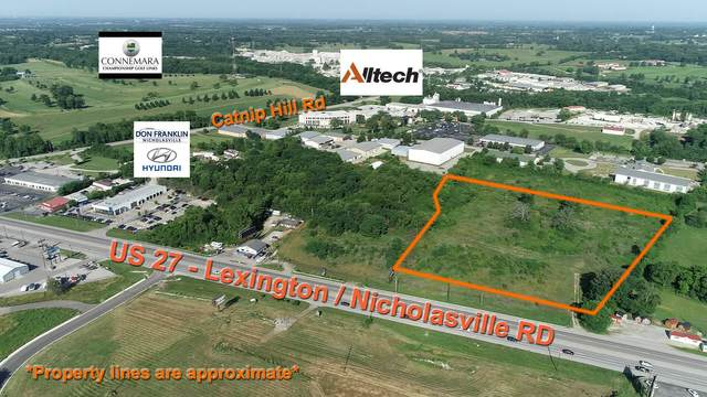 3079 Lexington Road, Nicholasville, KY 40356 (MLS #20113027) :: Vanessa Vale Team