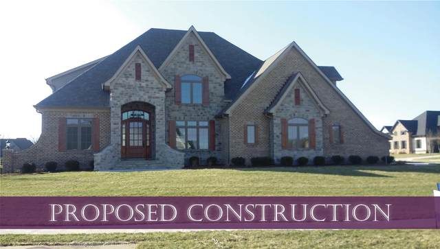 113 Lafontaine Court, Nicholasville, KY 40356 (MLS #20113130) :: The Lane Team