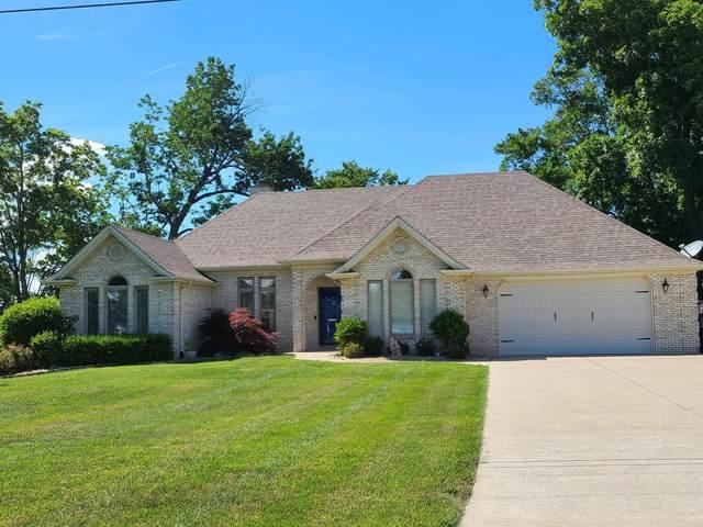 190 Enchanted Drive, Somerset, KY 42503 (MLS #20113344) :: Robin Jones Group