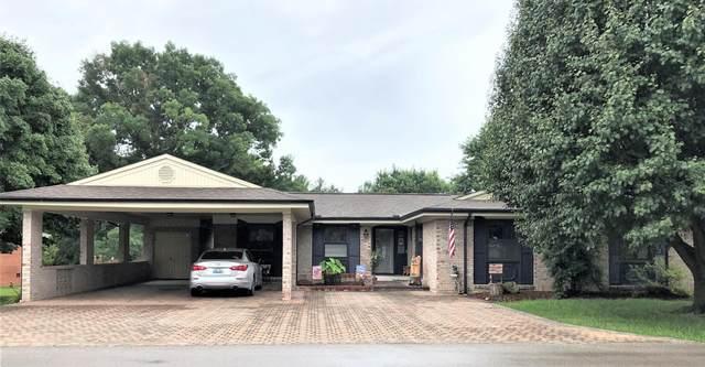 635 Barton Mill Road, Corbin, KY 40701 (MLS #20113515) :: Vanessa Vale Team