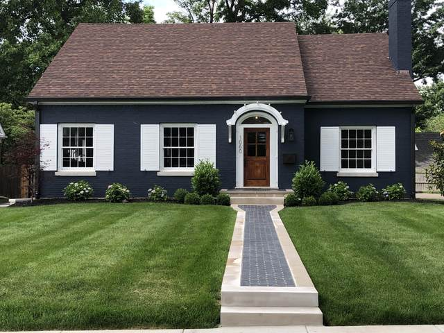 1060 Cooper Drive, Lexington, KY 40502 (MLS #20113625) :: Robin Jones Group