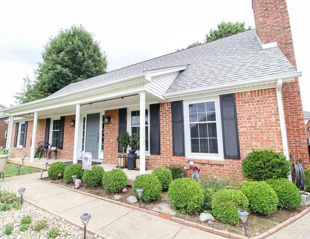 630 Deerfield Drive, Versailles, KY 40383 (MLS #20113640) :: The Lane Team