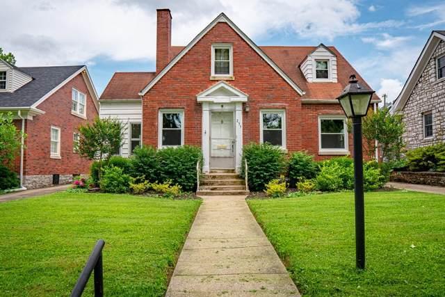 255 Cochran Road, Lexington, KY 40502 (MLS #20113670) :: Robin Jones Group