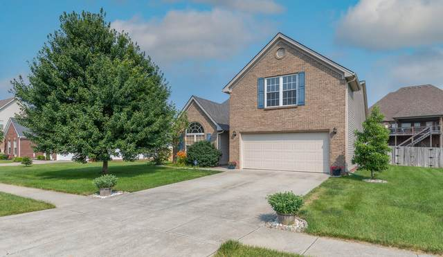 1053 Cedar Ridge Lane, Versailles, KY 40383 (MLS #20113676) :: The Lane Team