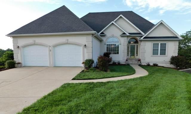 932 Turnberry Drive Drive, Richmond, KY 40475 (MLS #20113745) :: The Lane Team