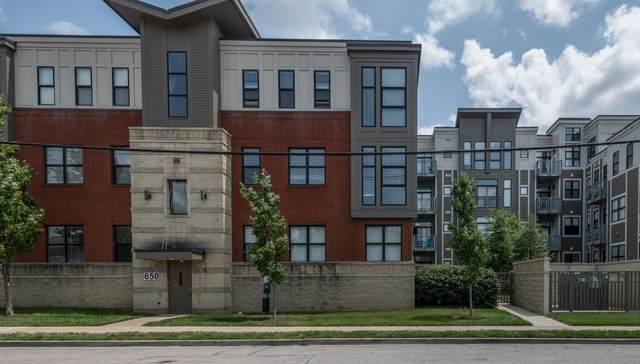 650 S Mill Street #217, Lexington, KY 40508 (MLS #20113888) :: Nick Ratliff Realty Team