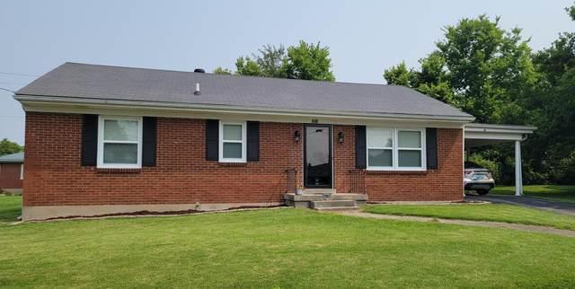 351 Shawnee Drive, Harrodsburg, KY 40330 (MLS #20114155) :: Vanessa Vale Team