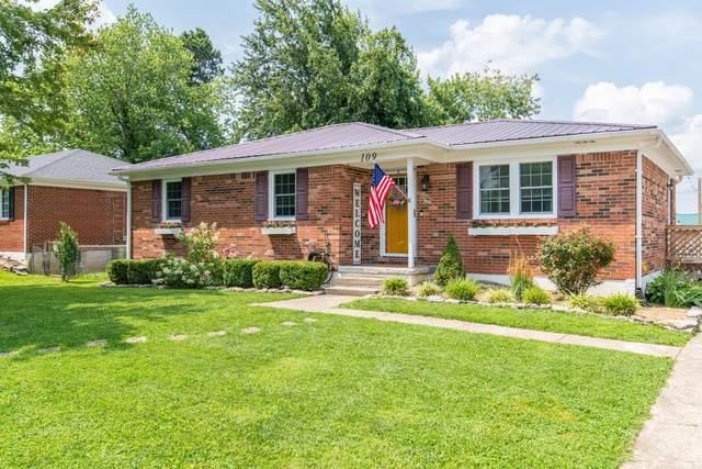 109 Mcintosh Drive, Richmond, KY 40475 (MLS #20114183) :: The Lane Team