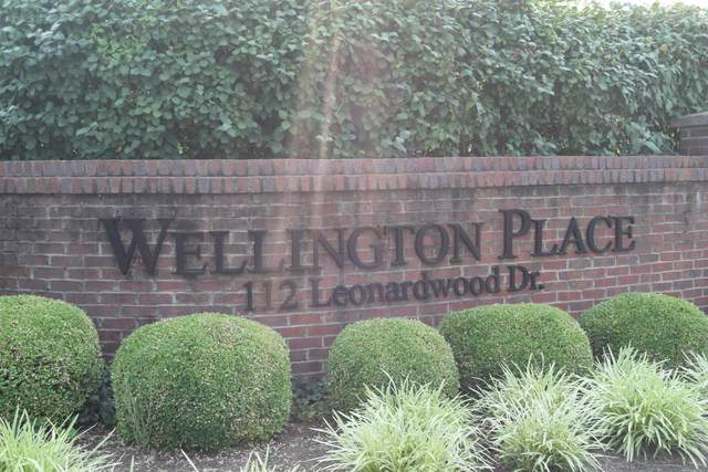 112 Leonardwood Drive #301, Frankfort, KY 40601 (MLS #20114204) :: Nick Ratliff Realty Team