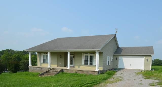 1487 Curry Pike Pike, Harrodsburg, KY 40330 (MLS #20114229) :: Vanessa Vale Team