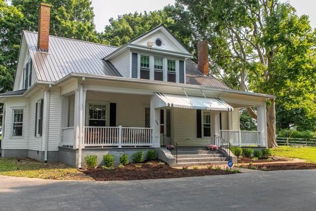 1346 Mackville Road, Harrodsburg, KY 40330 (MLS #20114270) :: Vanessa Vale Team