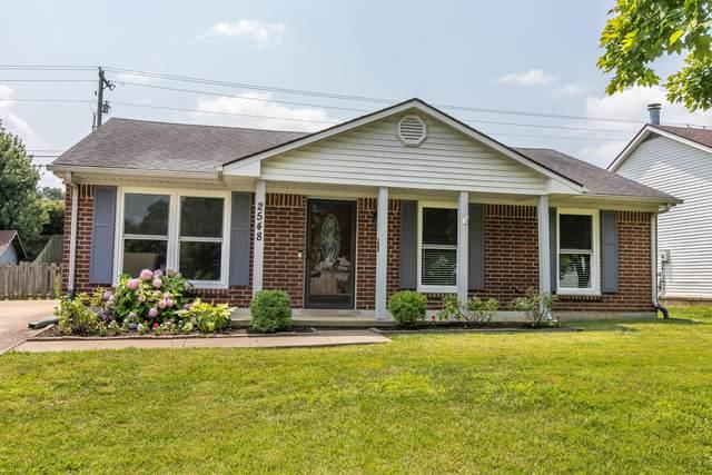 2548 Ashbrooke Drive, Lexington, KY 40513 (MLS #20114308) :: Vanessa Vale Team