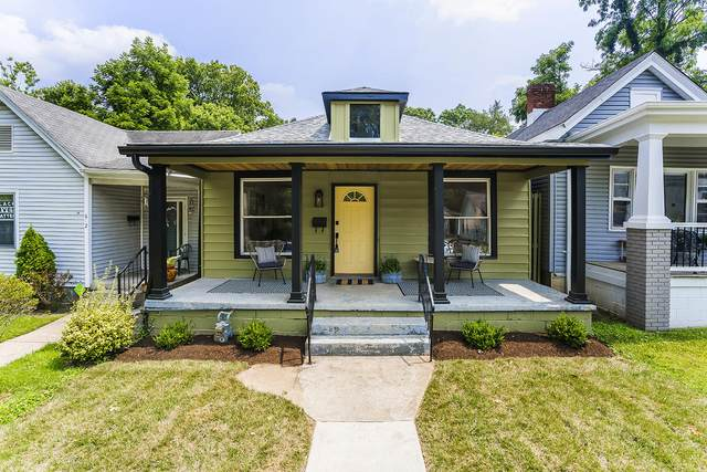 610 N Upper Street, Lexington, KY 40508 (MLS #20114417) :: Better Homes and Garden Cypress