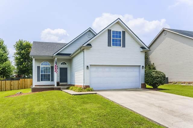 137 Buckingham Lane, Winchester, KY 40391 (MLS #20114425) :: Vanessa Vale Team