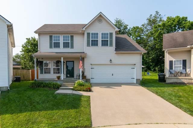 605 Morgan Hills Drive, Lexington, KY 40509 (MLS #20114435) :: Vanessa Vale Team