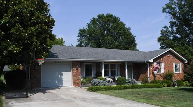 515 Ridgewood Lane, Mt Sterling, KY 40353 (MLS #20114503) :: Robin Jones Group