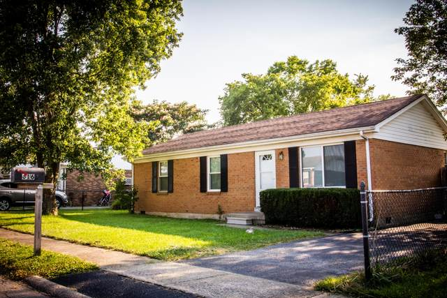 616 Longview Drive, Nicholasville, KY 40356 (MLS #20114761) :: Nick Ratliff Realty Team