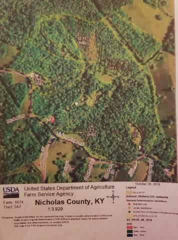 1280 Hickory Ridge Road, Carlisle, KY 40311 (MLS #20114772) :: Nick Ratliff Realty Team