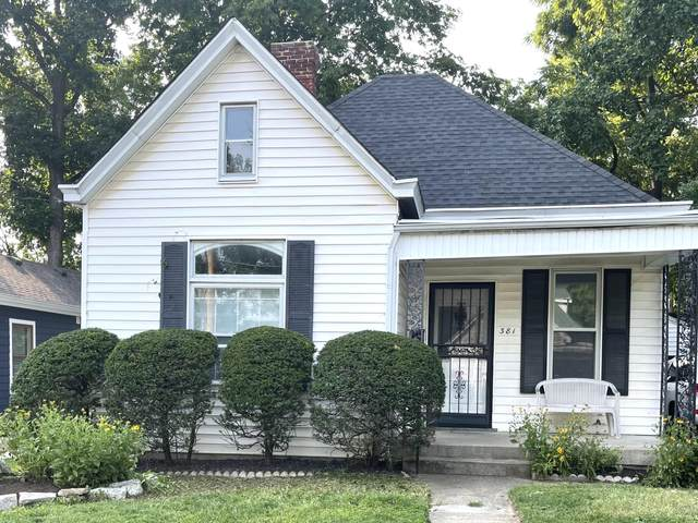 381 Oldham Avenue, Lexington, KY 40502 (MLS #20115078) :: Better Homes and Garden Cypress