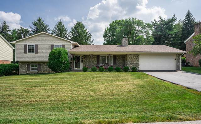 606 Leawood Drive, Frankfort, KY 40601 (MLS #20115334) :: The Lane Team