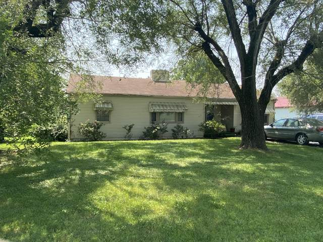 143 Pleasant Hill Drive, Harrodsburg, KY 40330 (MLS #20115370) :: Nick Ratliff Realty Team