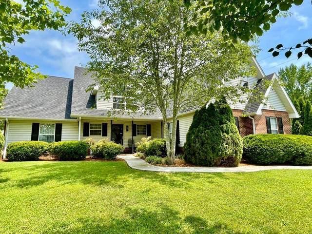 64 E Cloverdale Drive, Somerset, KY 42503 (MLS #20115395) :: Better Homes and Garden Cypress