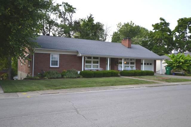 393 Runyon Road, Harrodsburg, KY 40330 (MLS #20115477) :: The Lane Team
