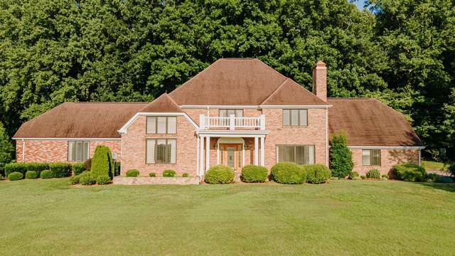 137 Indian Cave Subdivision, Monticello, KY 42633 (MLS #20115534) :: The Lane Team