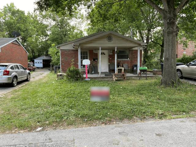 114 Willow Street, Frankfort, KY 40601 (MLS #20115628) :: Better Homes and Garden Cypress