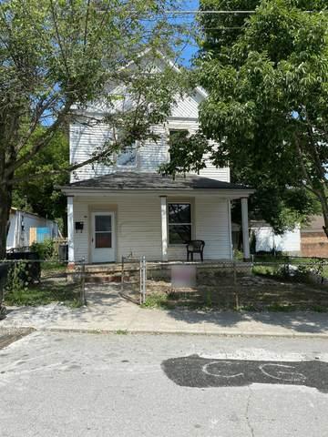 237 Wright Street, Frankfort, KY 40601 (MLS #20115646) :: Nick Ratliff Realty Team
