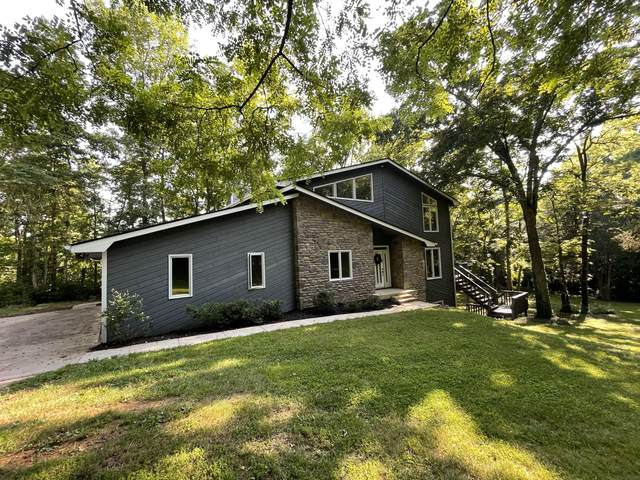 1501 Sheley Woods Road, Nicholasville, KY 40356 (MLS #20115697) :: Better Homes and Garden Cypress