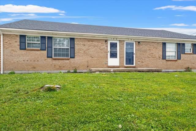 124/126 Dove, Nicholasville, KY 40356 (MLS #20115838) :: Better Homes and Garden Cypress