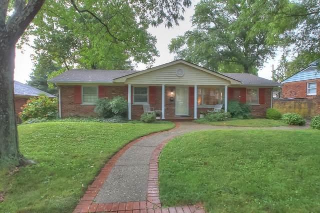 861 Summerville Drive, Lexington, KY 40504 (MLS #20116068) :: Better Homes and Garden Cypress