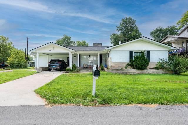 7 Boone Way Street, Corbin, KY 40701 (MLS #20116086) :: Better Homes and Garden Cypress