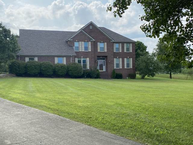 160 Hickory Drive, Morehead, KY 40351 (MLS #20116302) :: Nick Ratliff Realty Team