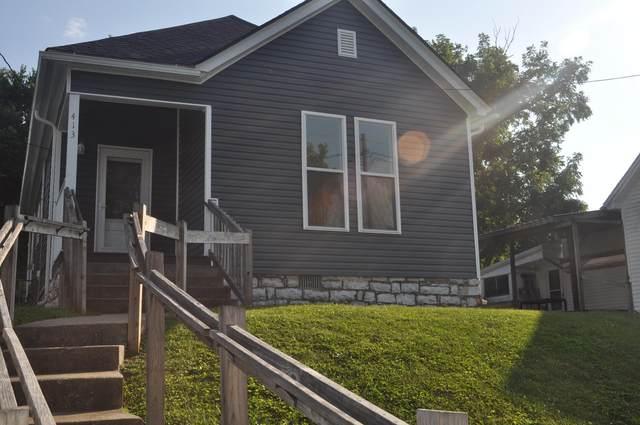 413 Noel Avenue, Frankfort, KY 40601 (MLS #20116934) :: Better Homes and Garden Cypress