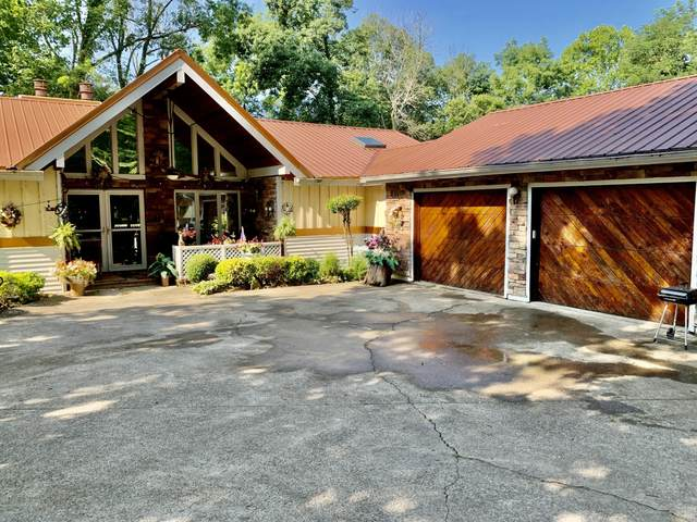 136 Redwood Dr Drive, Richmond, KY 40475 (MLS #20116944) :: Better Homes and Garden Cypress