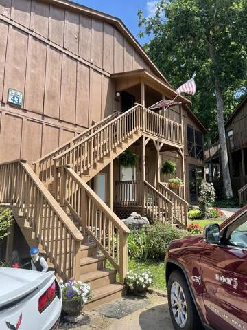 43-3 Woodson Bend Resort, Bronston, KY 42518 (MLS #20116945) :: Robin Jones Group