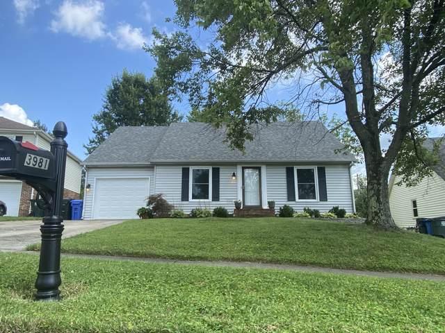 3981 Forest Green Drive, Lexington, KY 40517 (MLS #20116970) :: Better Homes and Garden Cypress