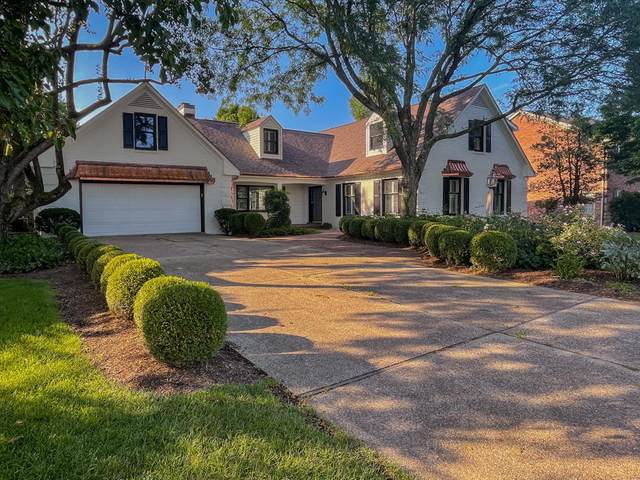 621 Lakeshore Drive, Lexington, KY 40502 (MLS #20116989) :: Better Homes and Garden Cypress
