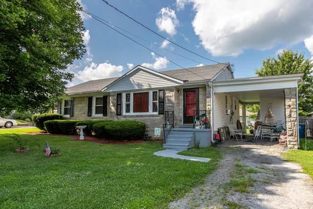 411 Perkins Avenue, Danville, KY 40422 (MLS #20117083) :: The Lane Team