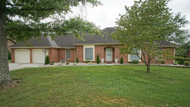 205 Briarwood Drive, Somerset, KY 42503 (MLS #20117221) :: Better Homes and Garden Cypress