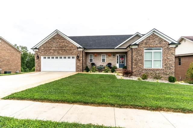 149 Castlewood Drive, Richmond, KY 40475 (MLS #20117536) :: The Lane Team