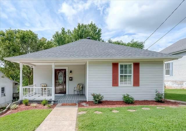 628 Blackburn Avenue, Frankfort, KY 40601 (MLS #20117563) :: Better Homes and Garden Cypress