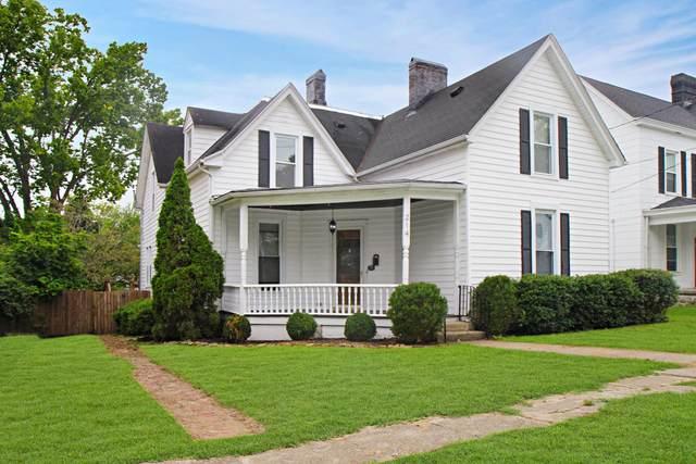 214 College Street, Winchester, KY 40391 (MLS #20117671) :: Robin Jones Group