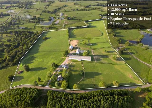 6330 Buck Creek Road, Finchville, KY 40022 (MLS #20117729) :: Nick Ratliff Realty Team