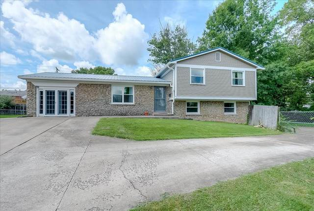 210 Knollwood Place, Frankfort, KY 40601 (MLS #20117888) :: Better Homes and Garden Cypress